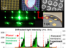 Magnetic control of optical responses of biocompatible magneto-elastic membranes
