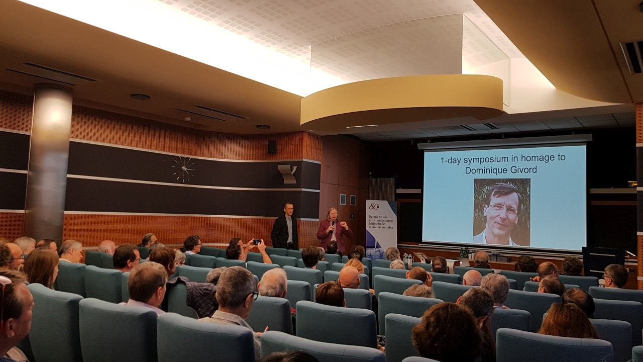 Symposium in homage to Dominique Givord